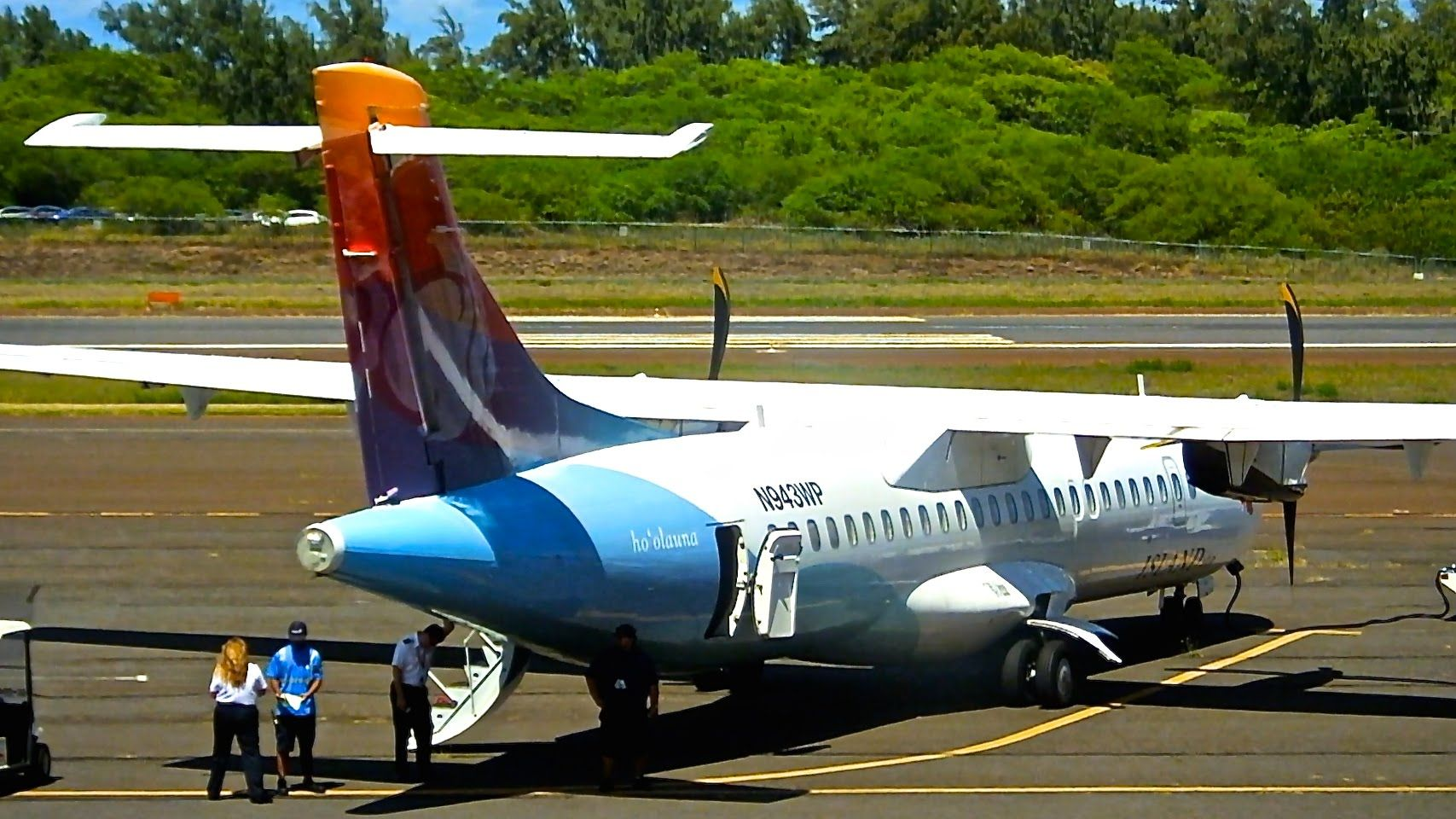 Kahului (OGG) Spotting - Island Air/United - Boeing 737-800 & More - Spo...