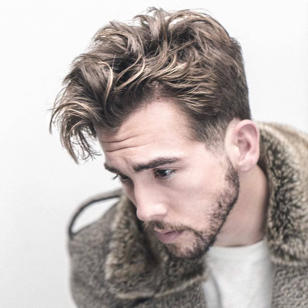 Mess Hairstyles For Men That Are Super Cool Mens Messy