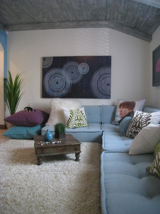 Teen Girl Contemporary Bedroom Design, Pictures, Remodel, Decor and Ideas - page 15 Bedroom ...