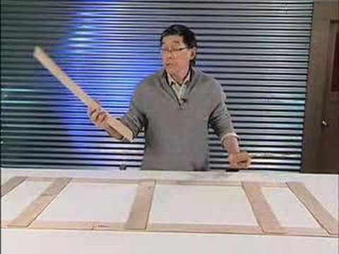 Using Countertop Template Materials Concretenetwork Com Youtube