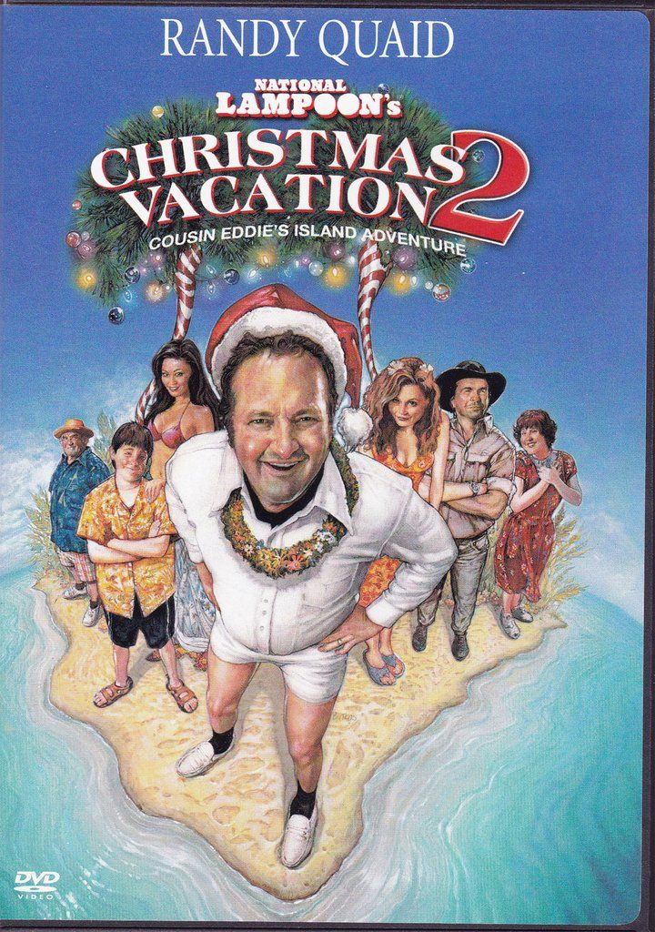 DVD. National Lampoon's Christmas Vacation 2 Starring