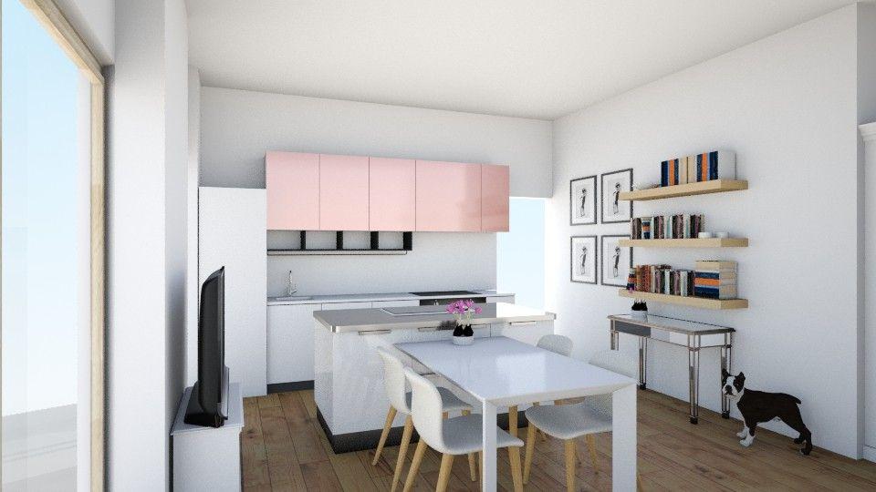 Roomstyler.com - Sala e cucina | Ristrutturazioni | Pinterest ...