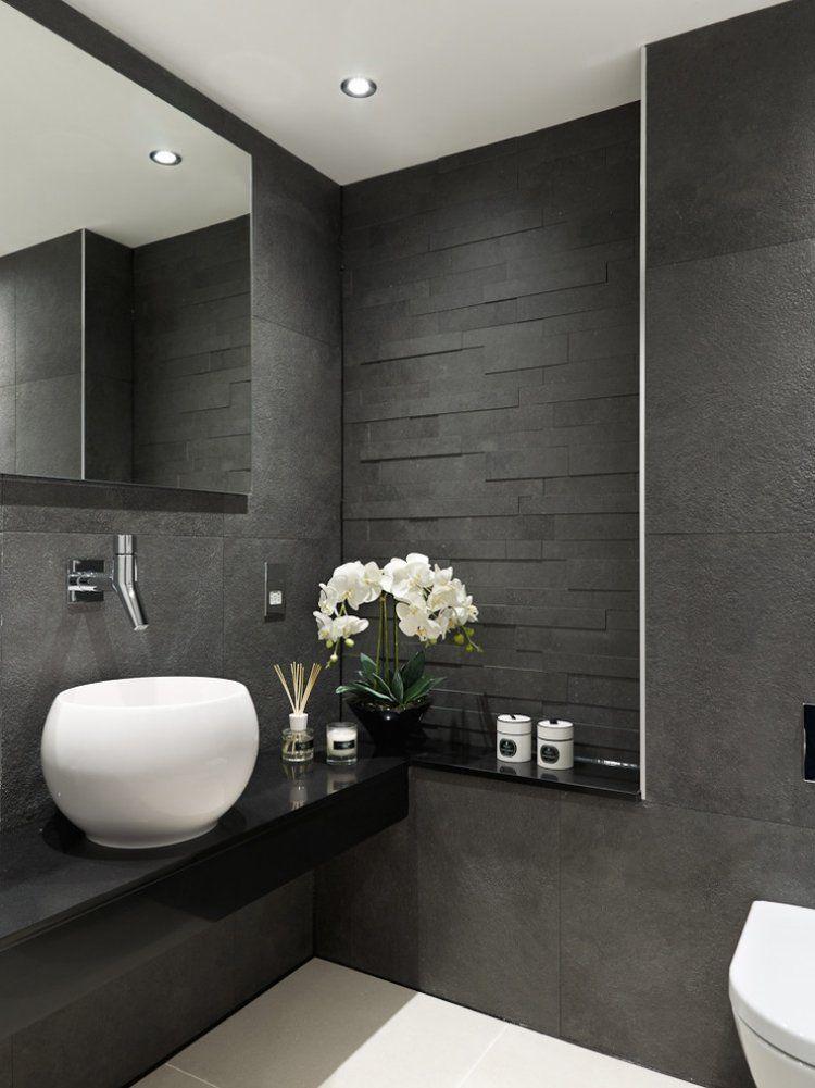 Carrelage salle de bains et 7 tendances à suivre en 2015 House - faience ardoise salle de bain