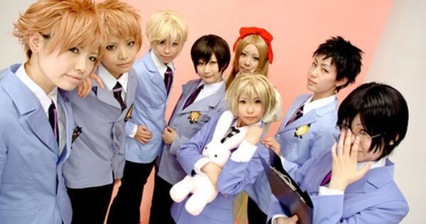 Ouran Highschool Host Club Cosplay