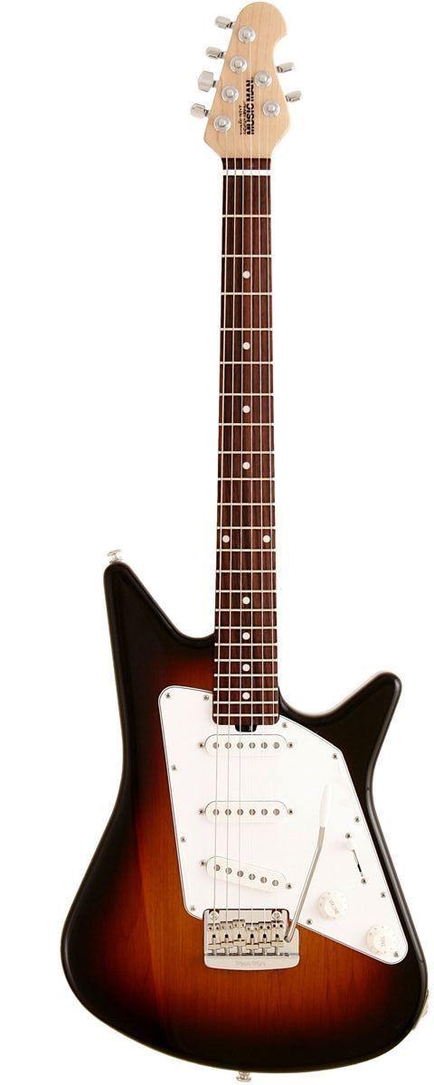 Ernie Ball Music Man Albert Lee Signature Electric Guitar ...