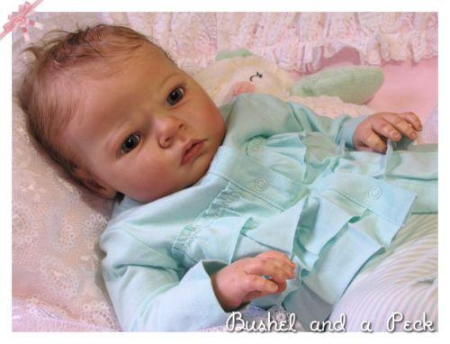 Sabrina Vinyl Doll Kit By Reva Schick