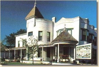 Cottage House Hotel In Council Grove Kansas On The Santa Fe Trail