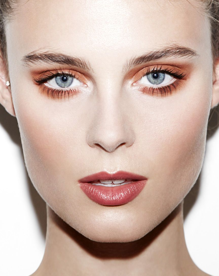 Makeup Artists Meet » Modern Monochromatic!  What stands out, the...