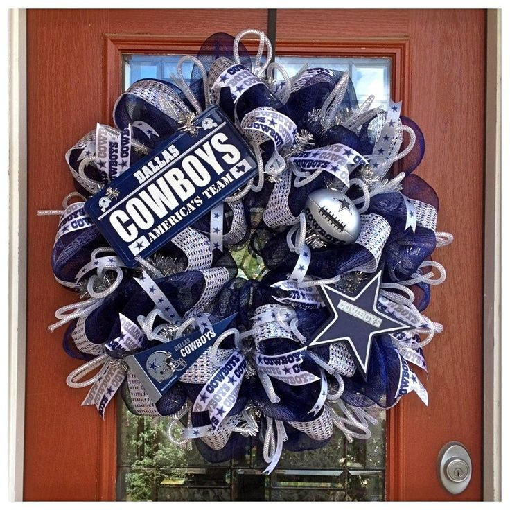 Image Result For Dallas Cowboys Wreath