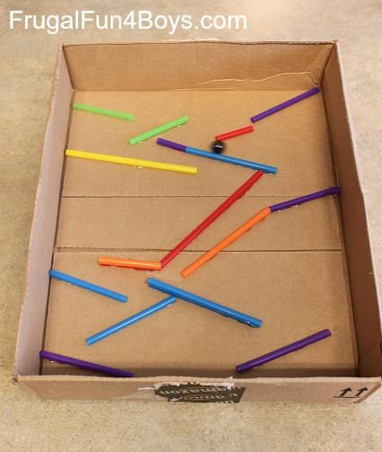 Build A Marble Run With Straws Frugal Fun For Boys And Girls Marble Run Childrens Activities Activities For Kids