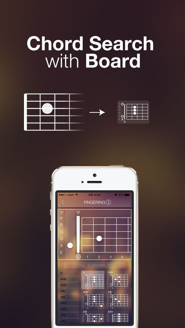 Guitar Kit For Chord Search Save And Training On App Store Record