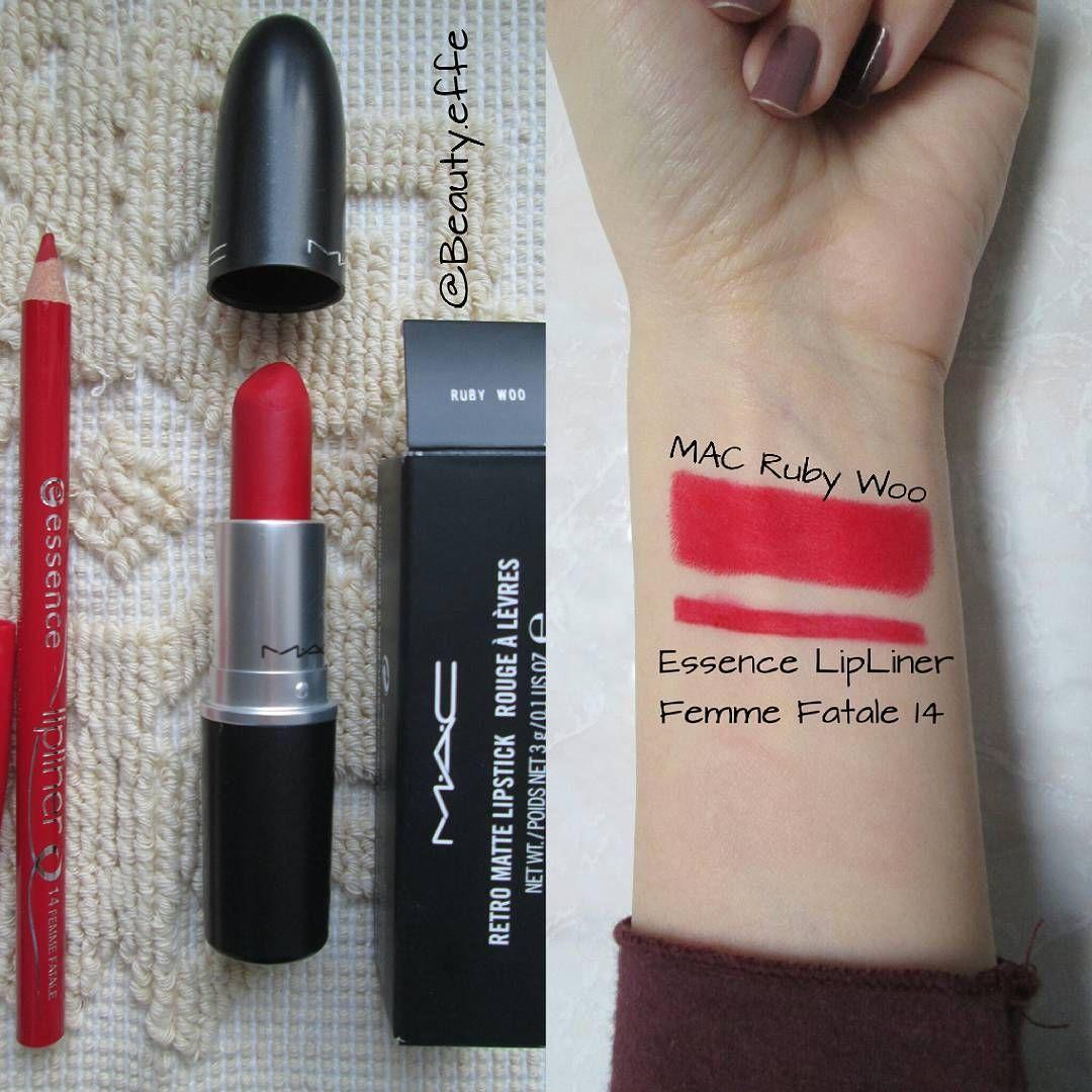 MAC Lady Danger » Organic Makeup Artist