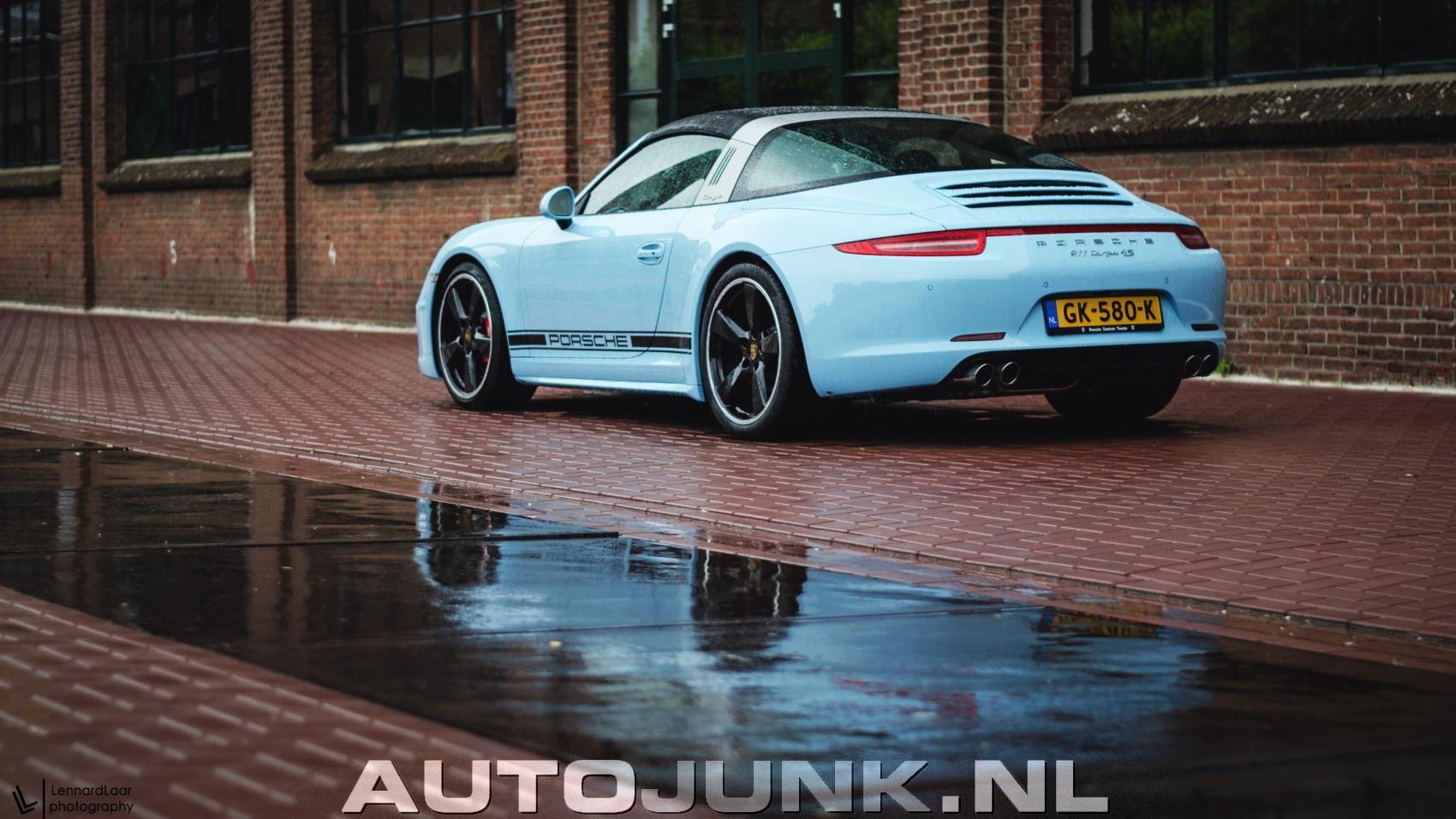 Targa 4S Exclusive Edition foto's » Autojunk.nl (149395)