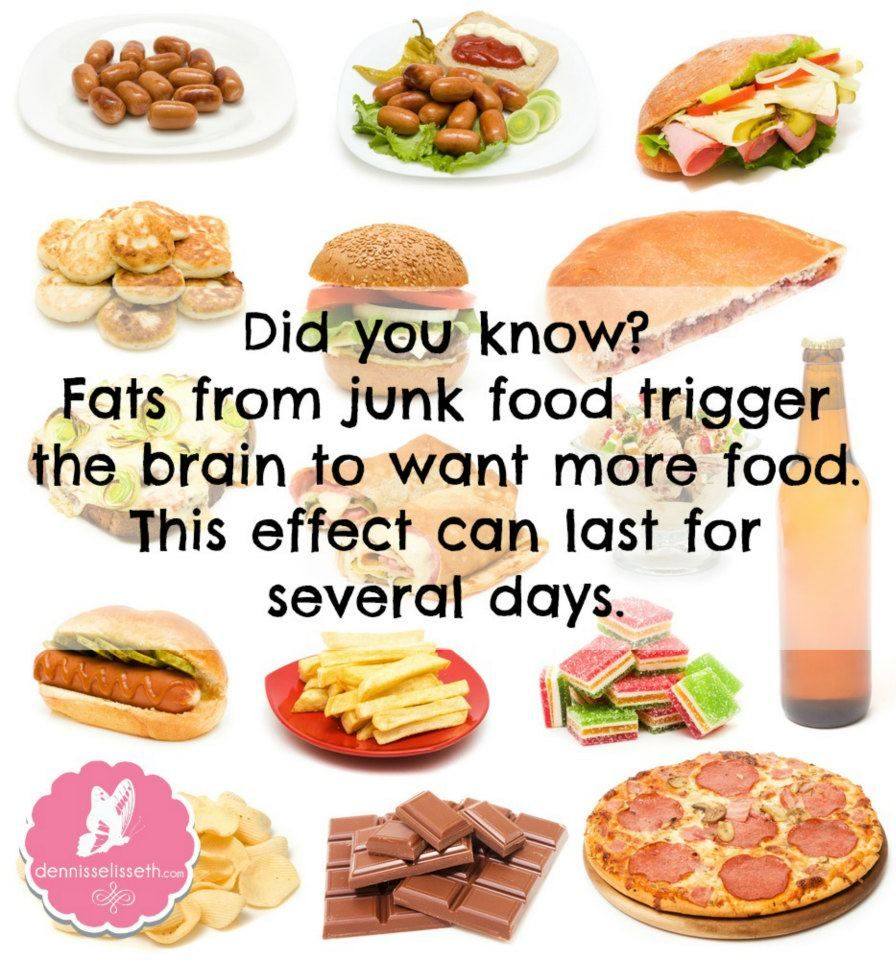 Junk Food = Obesity (With Images)