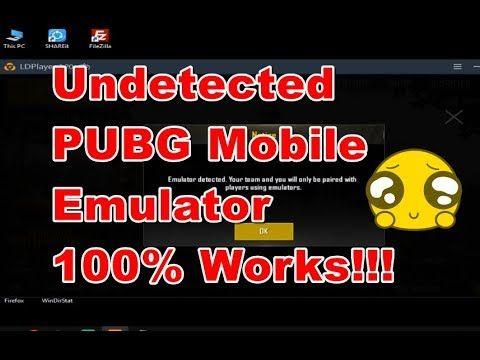 pubg mobile emulator bypass ld player