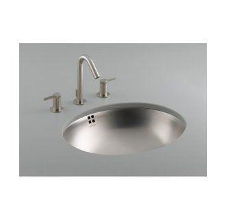 Stainless Bathroom Sink 103 44 No Shipping Kohler K 2609