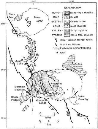 Image Result For Fault Lines In The Us Map