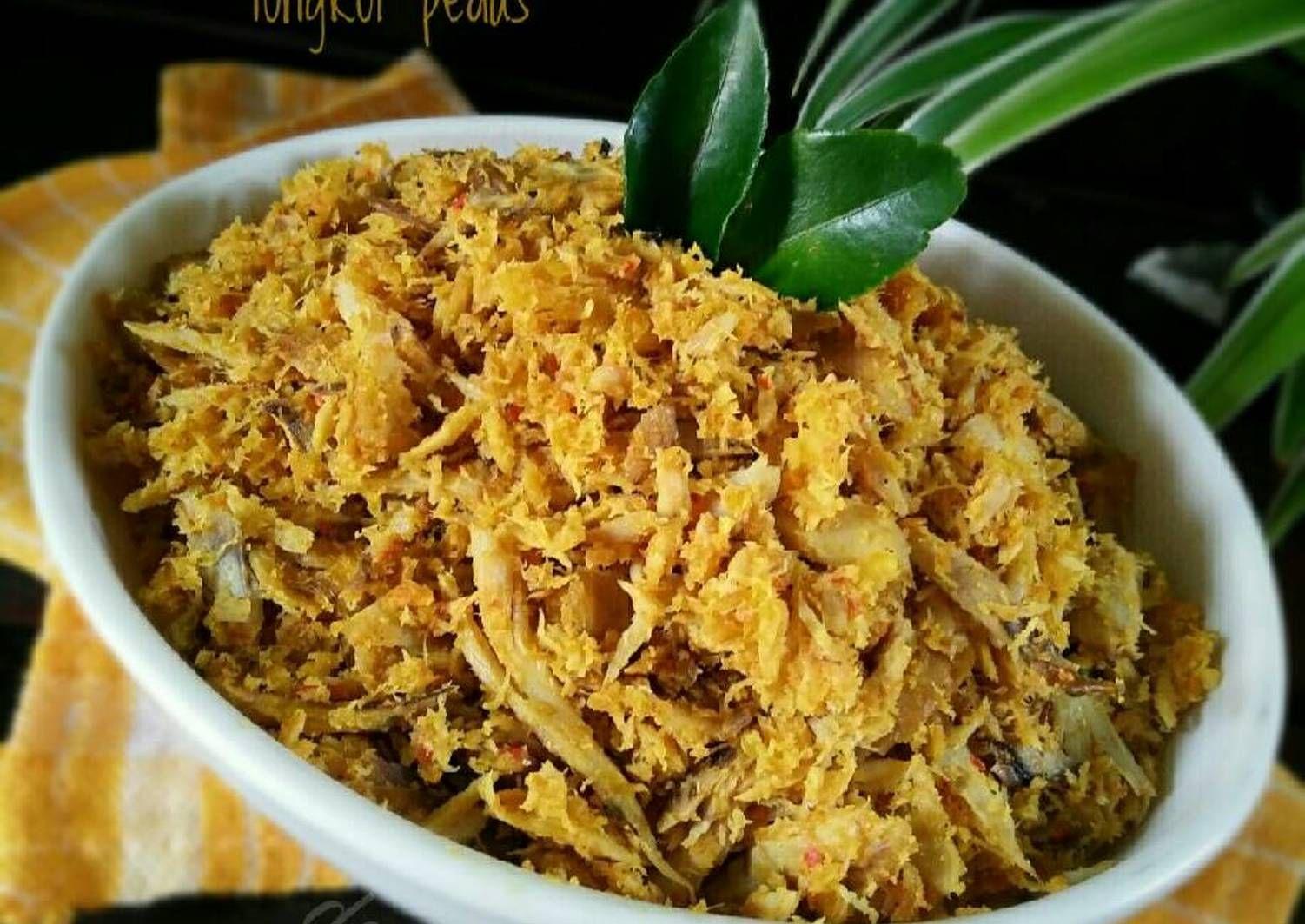 Resep Serundeng Tongkol Pedas Oleh Dapurvy Resep Resep Resep Masakan Asia Resep Masakan Indonesia