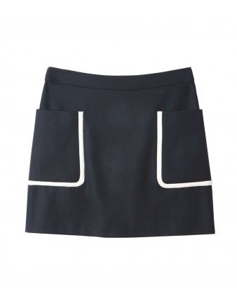 993f59023c71 Theory Strailia Skirt | Skirts | Skirts, Skirt fashion, Flannel skirt