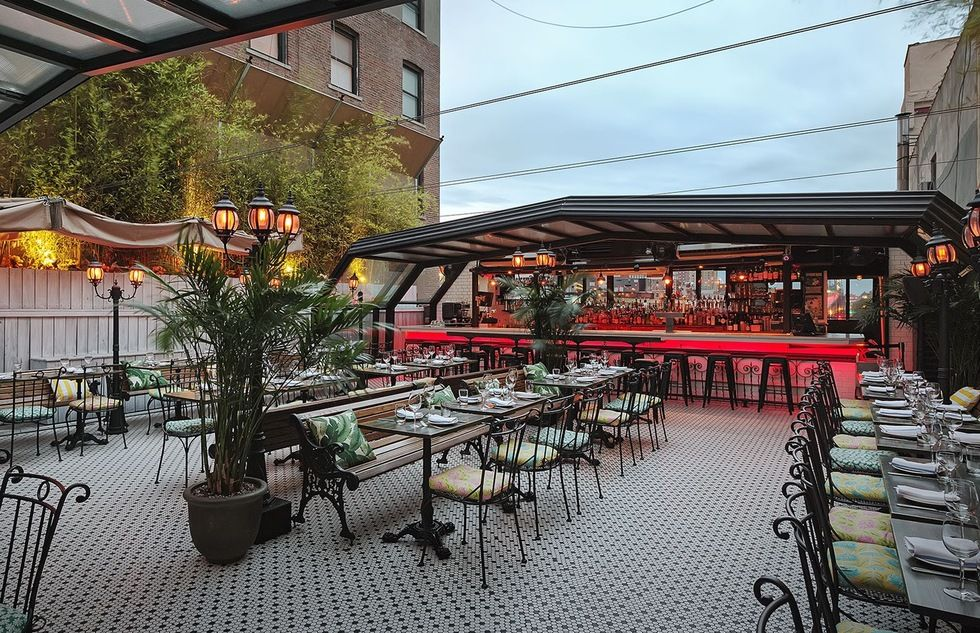 New York City's Best Year-Round Rooftop Bars and Terraces ...