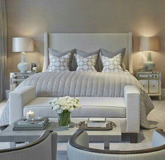Una cama para descansar