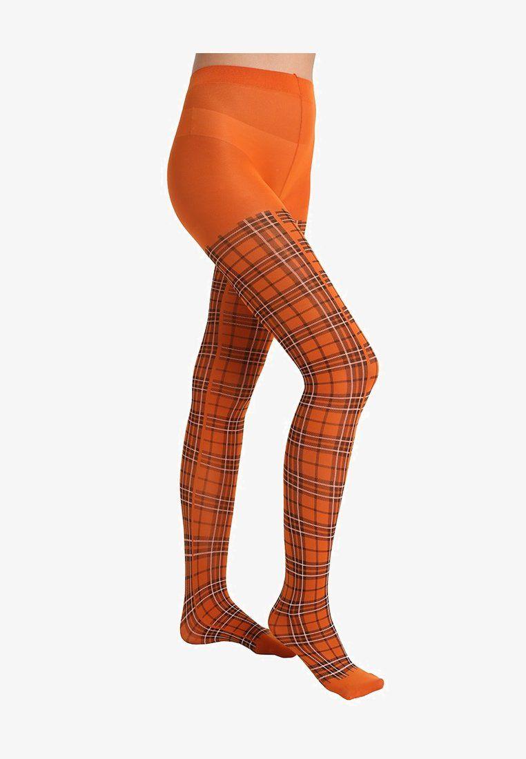 d87c5eb77be RUT TIGHTS - Strømpebukser - orange @ Zalando.dk 🛒 i 2019 | 2019 ...