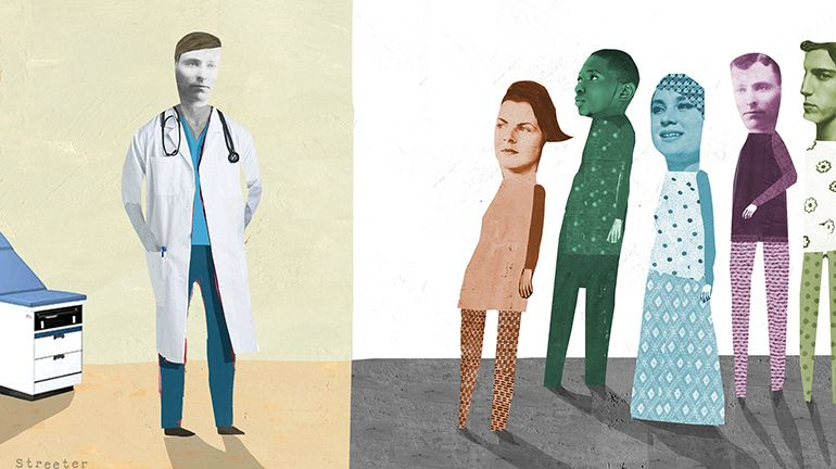 Can Health Care Be Cured Of Racial Bias? Health care