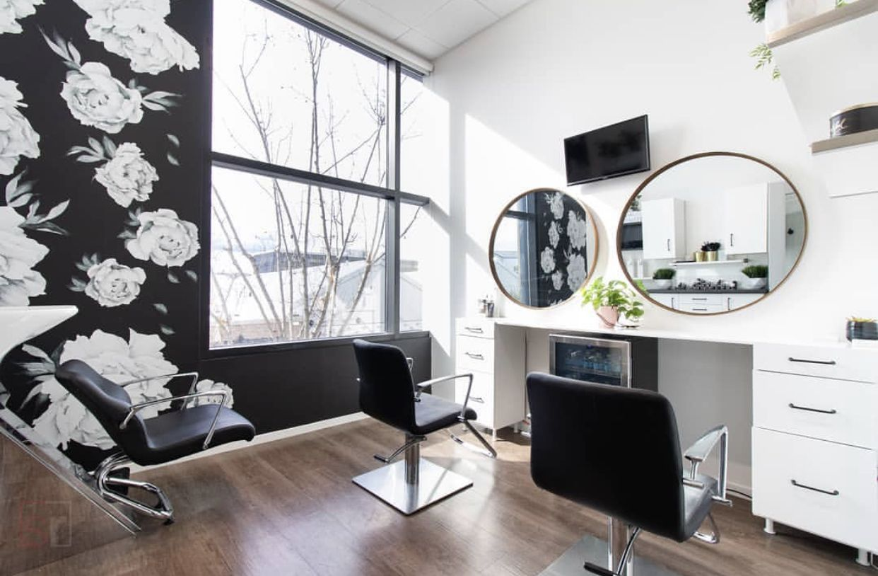 Pin by Shannon Douville Whitbeck on Studio salon ideas