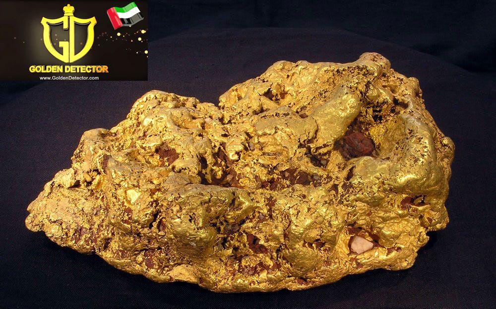 علامات وجود الذهب في الصخور تعرف على كيف تعرف تواجد معدن الذهب الخام والمعادن الثمينة الاثرية في الارض من خلال المقال اشرح Gold Prospecting Gold Detector Gold