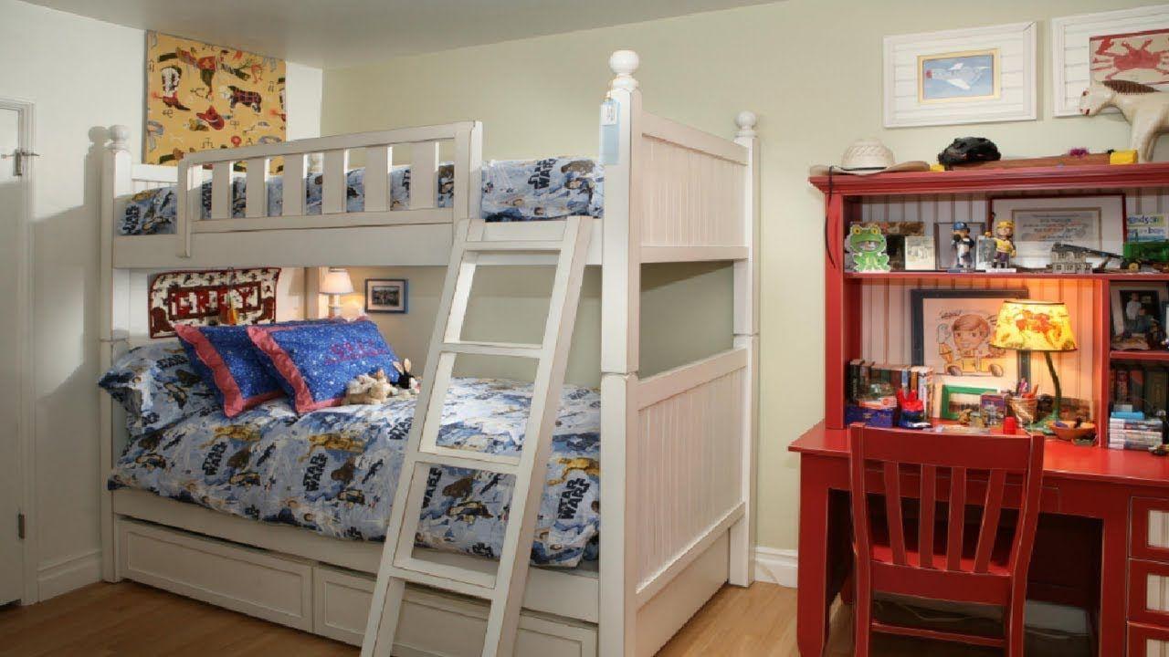 Cool loft bed ideas   Cool Ideas BUNK BEDuS with Desk  House Design  Pinterest