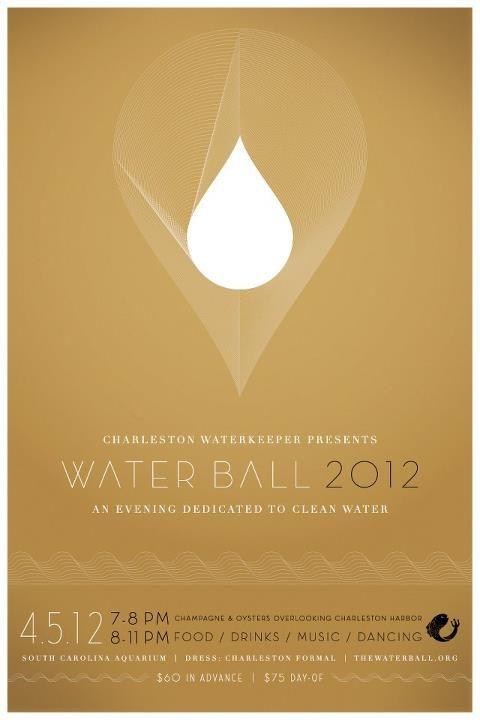 Water Ball 2012 Flyer