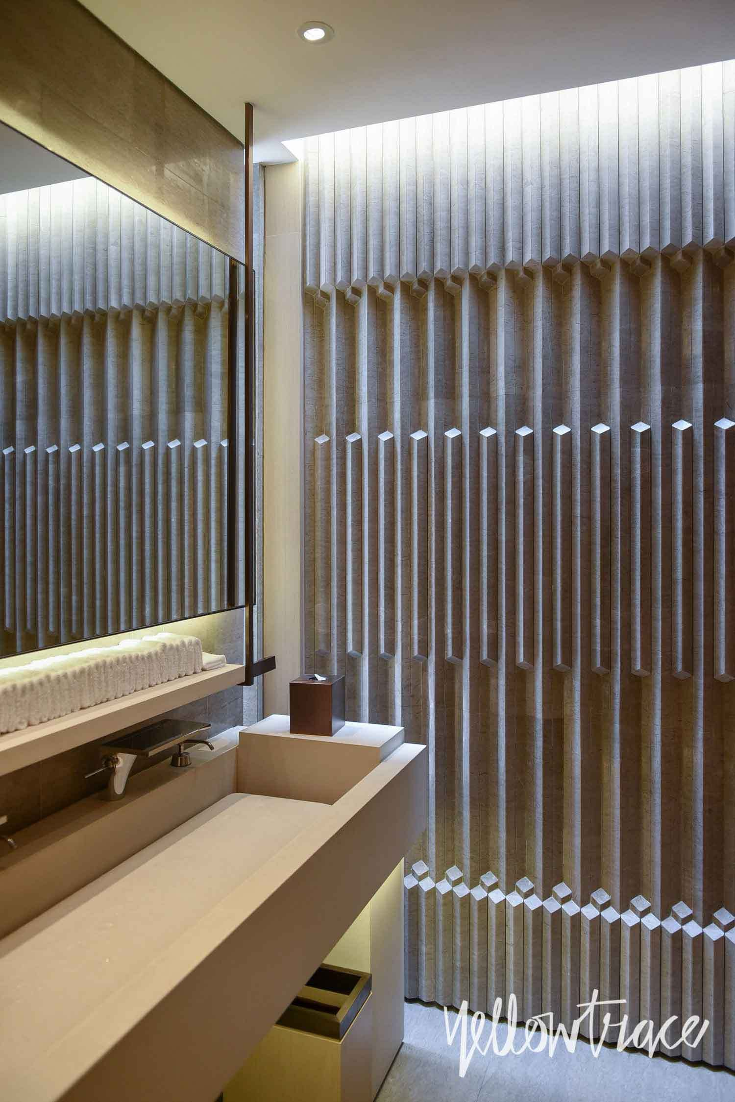 Explore Bathroom Interior Design And More The Upper House Hong Kong