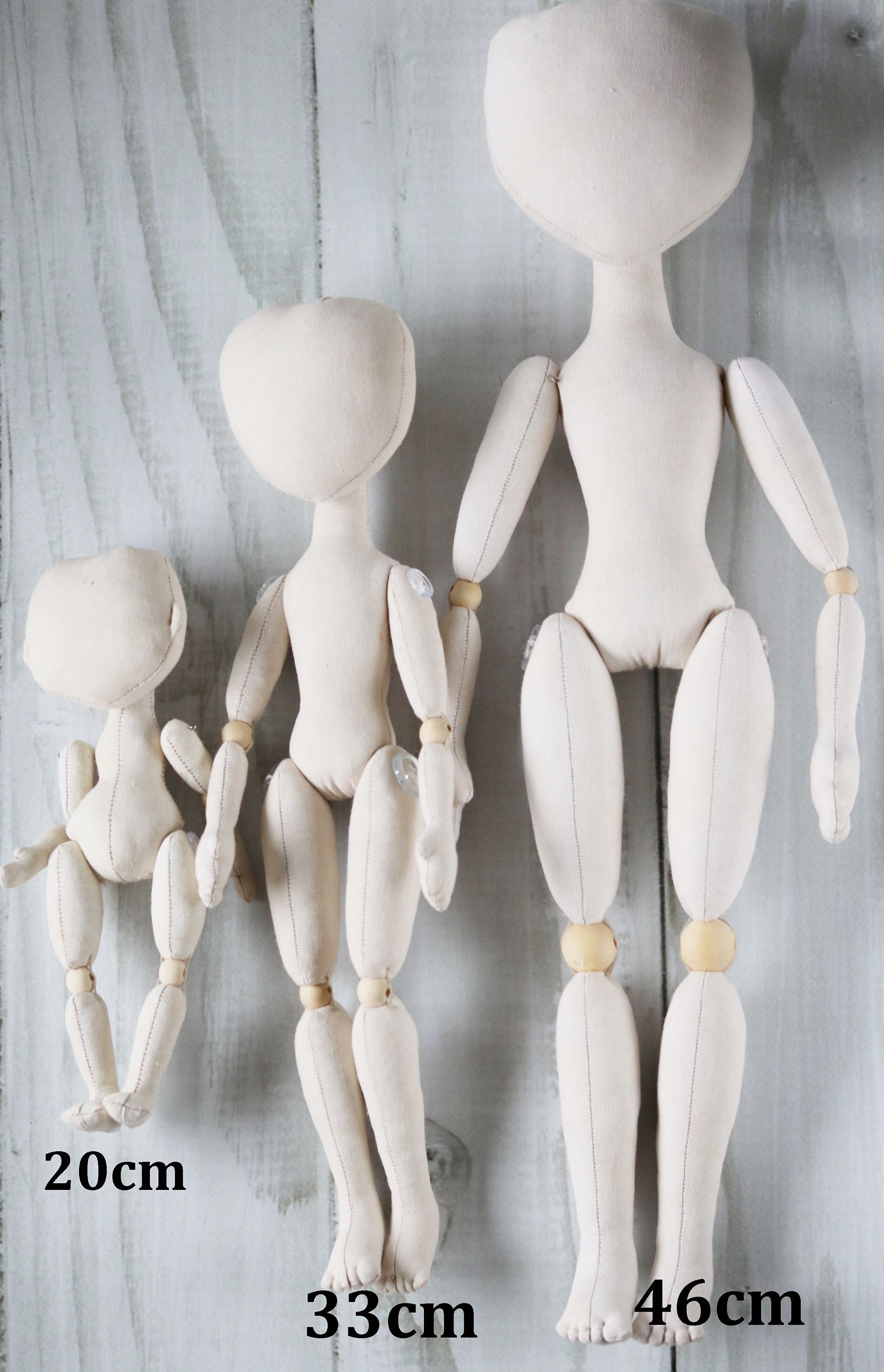 Doll body for crafting Blank doll body Doll making Cloth Handmade doll supply Textile doll Craft doll body Ragdoll body Fabric form Doll #dollmaking