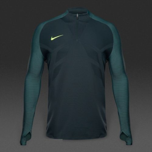 b8f1ed62 NWT Nike Strike Aeroswift Men's 1/4 Soccer Drill Top 807034-364 NWT $125 SZ  L Clothing, Shoes & Accessories:Men's Clothing:Athletic Apparel
