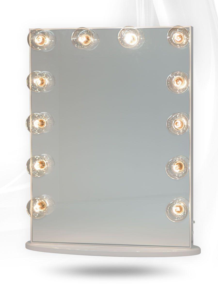 Impressions Vanity Hollywood Glow Xl Lighted Vanity Mirror