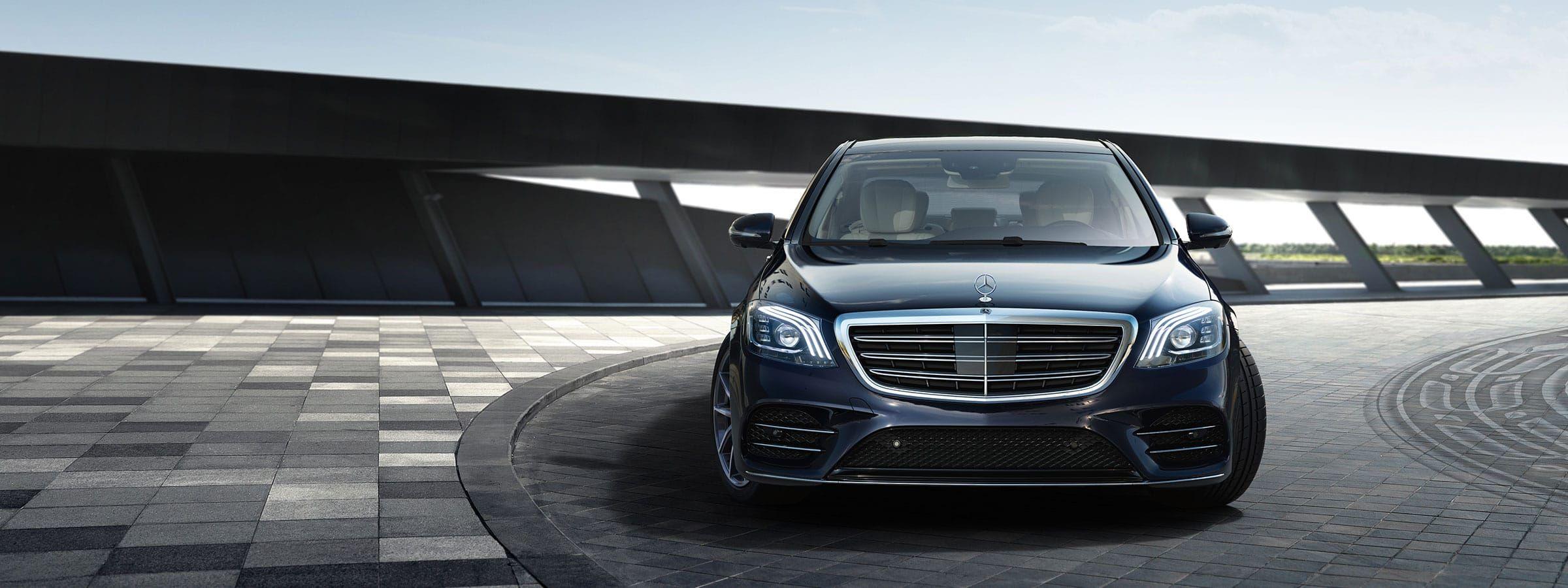 Car Service to LAX in 2020 Mercedes s class, Mercedes