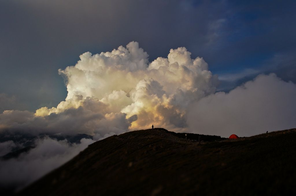 All sizes | A towering cloud | Flickr - Photo Sharing!
