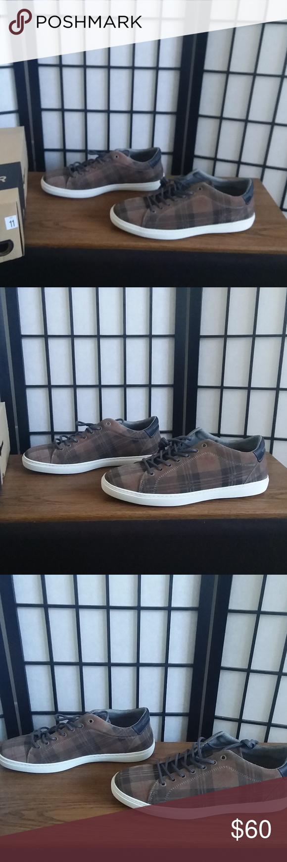 BullBoxer Rendyr Beige Shoes BullBoxer Mens Size 11 M RENDYR