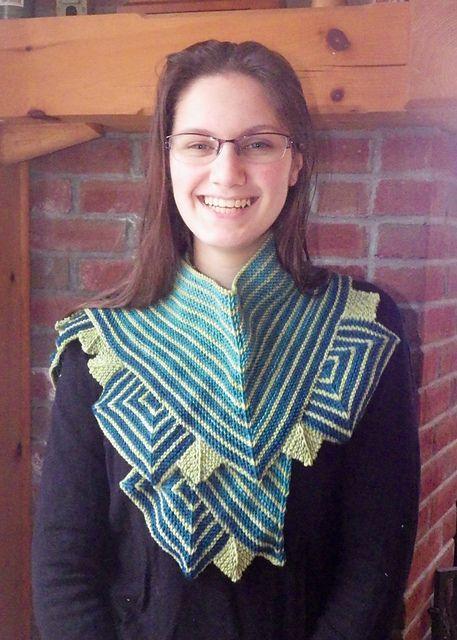 Ravelry: Kukulkan pattern by Rachel Henry