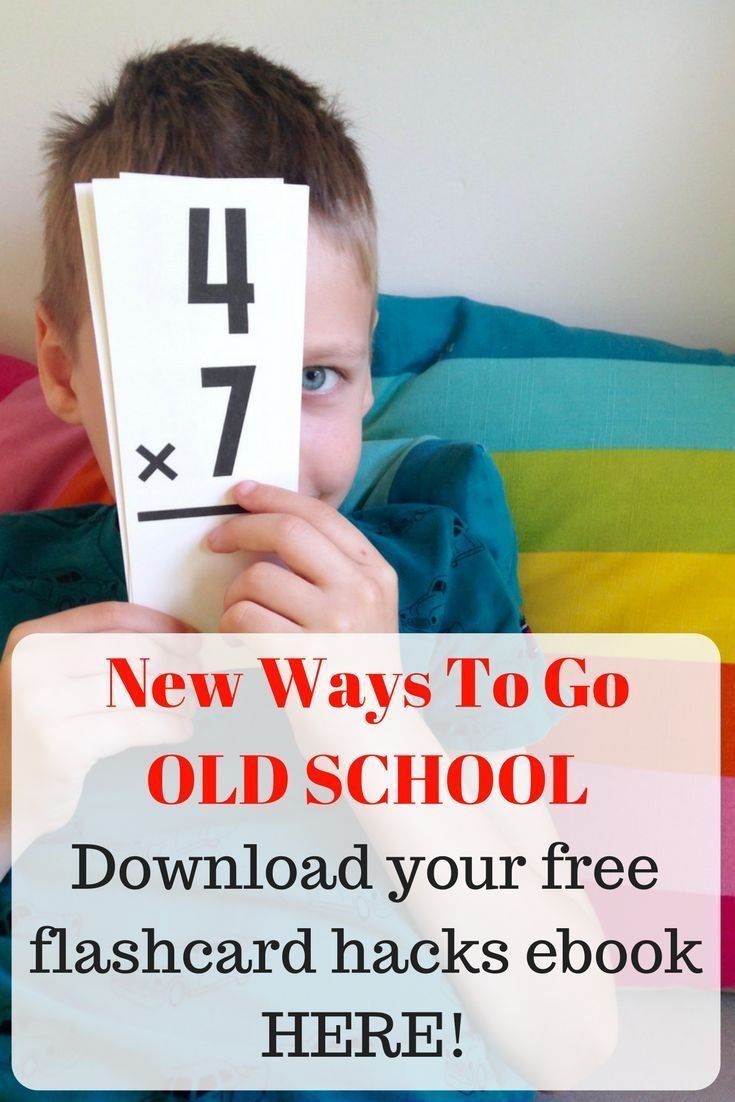 Great book with new ways to use flashcards. Your kids and students will  flip over these and learn their facts faster!!