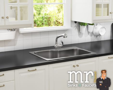 our stainless steel kitchen sinks are fully insulated with sound dampening pads scheduled via http