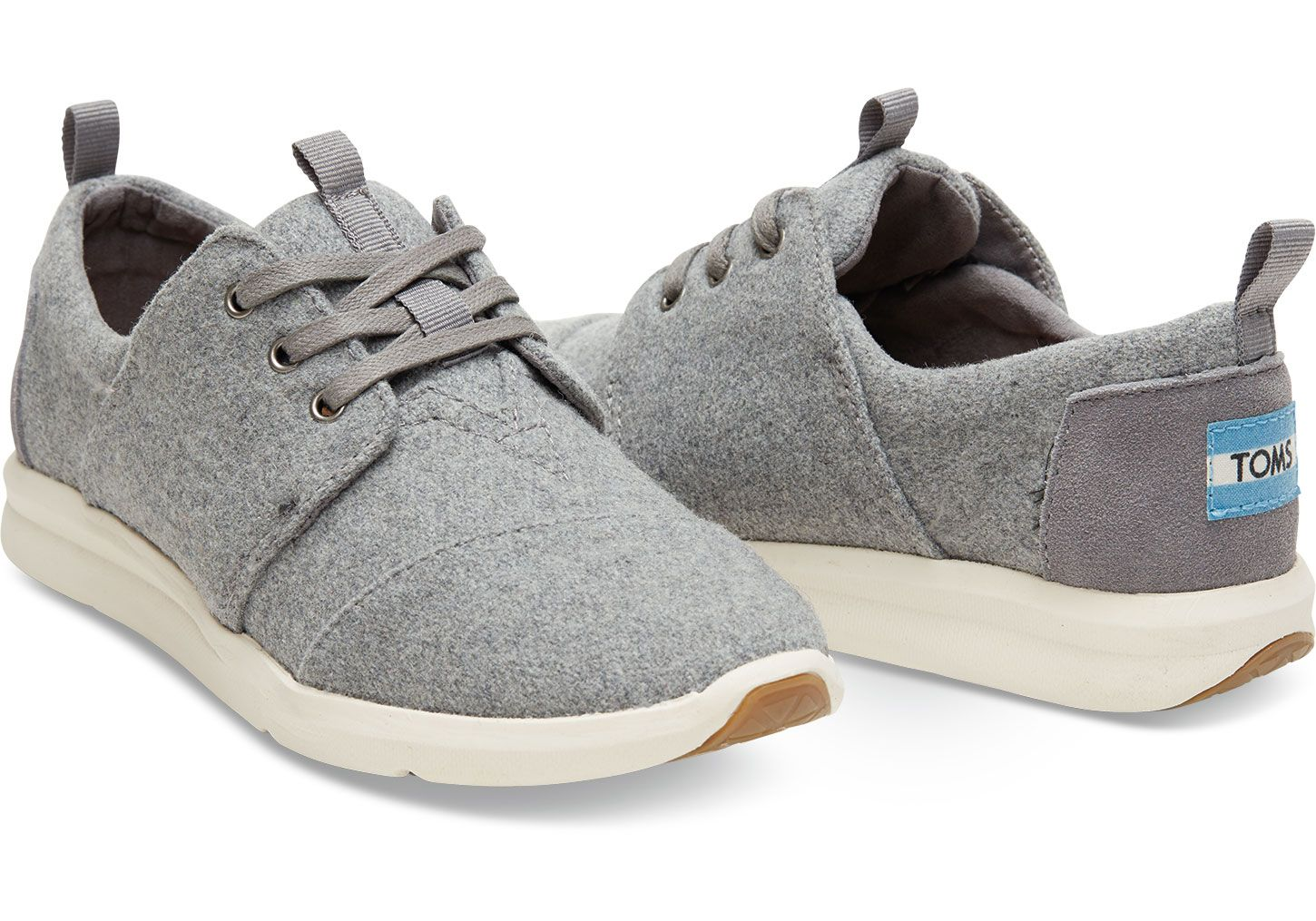 53696f7165e Good pair of walking shoes that goes with my cute clothes    — size 8     Grey Felt Suede Women s Del Rey Sneakers