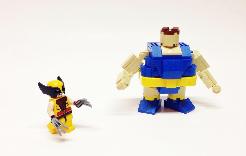 Lego Blob