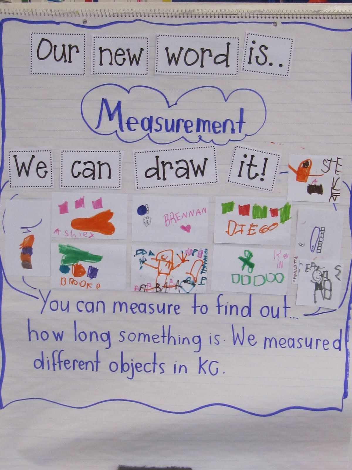 Joyful Learning In Kc Measurement In Kindergarten