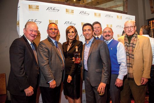 J.R. Ewing Bourbon Launches in New York Beverage Media Group