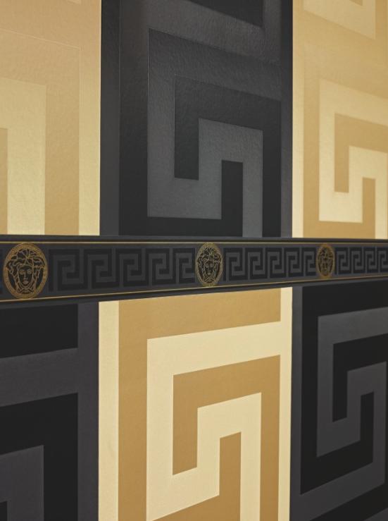 Versace Wallpaper at eurowalls Casa versace, Sobres de