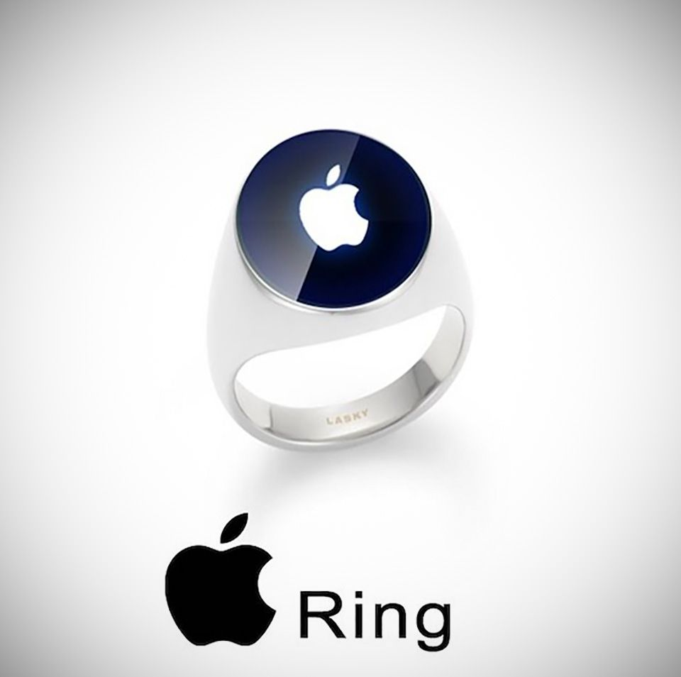 Apple Could Be Working On A Smart Ring Apple Rings Technology Gadgets Gift Ideas Smart Ring
