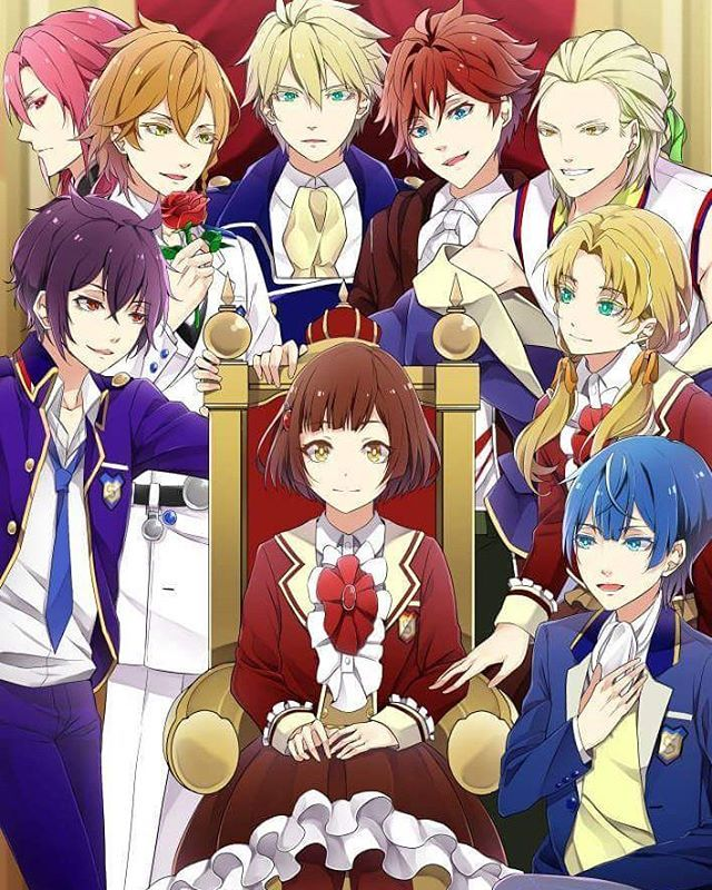 Pin on Dance With Devils