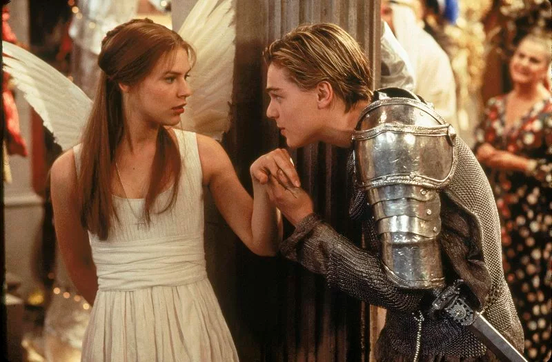 Here S How Leonardo Dicaprio Landed His Iconic Role In Romeo And Juliet Leonardo Dicaprio 90s Romeo And Juliet Leonardo Dicaprio