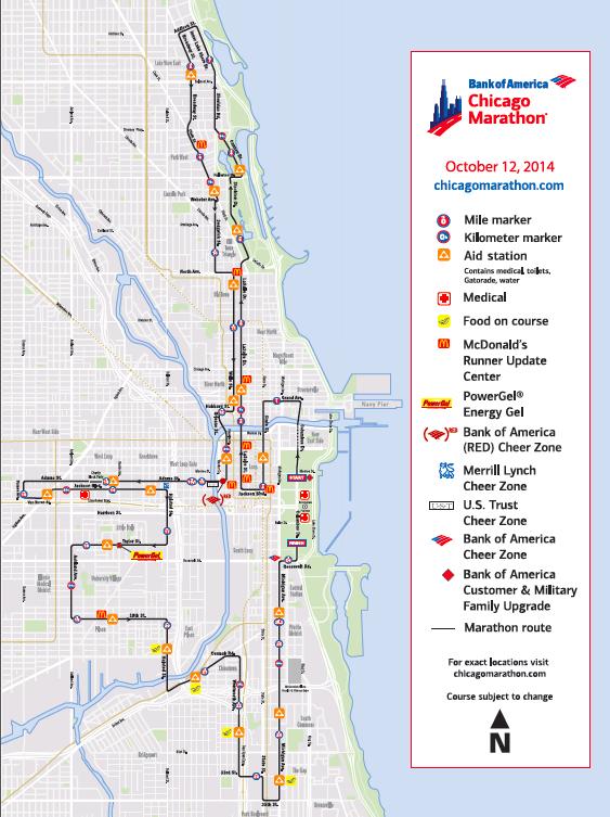 Chicago Marathon 2014 The Big Race Recap Chicago marathon